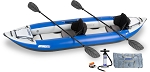Sea Eagle 380x Explorer Pro Kayak Package - Canada - Canadian Dollars