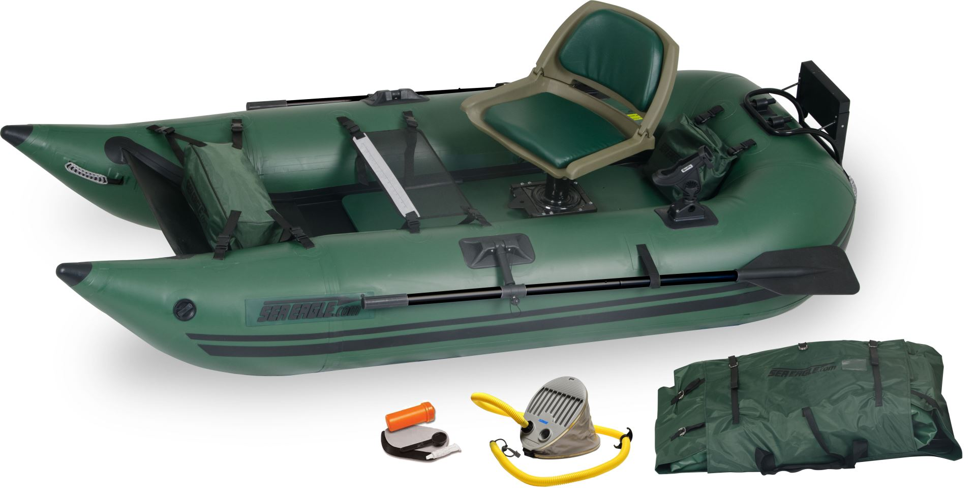 Sea Eagle Frameless Fishing Boats