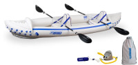 Sea Eagle Inflatable Sport Kayaks