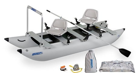 Sea Eagle FoldCat Pontoon Boat