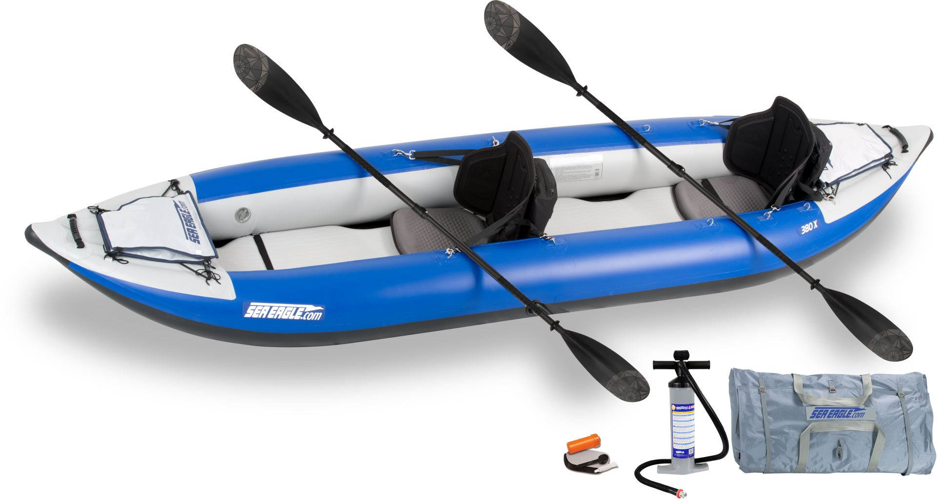 Inflatable Explorer Kayaks