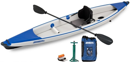 Inflatable RazorLite Kayaks