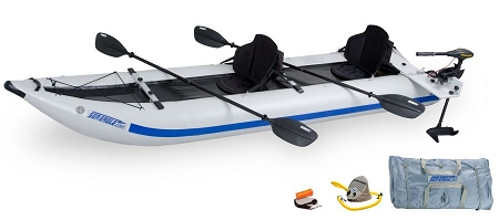 Inflatable Paddleski Kayaks