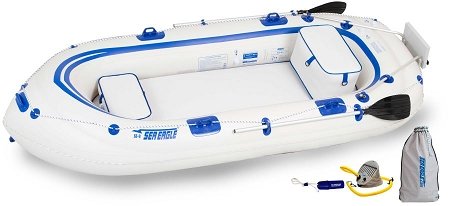 Sea Eagle Inflatable Motormount Boats