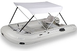 Sea Eagle Wide Canopy. Not sold separately. Must ship with a Sea Eagle Boat - Canada - Canadian Dollars