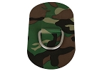 Sea Eagle D-Ring (Large, Camo, 2 1/4