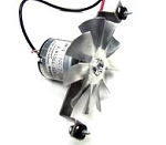Dickinson Marine 12 Volt Fan with Bracket - Canada - Canadian Dollars