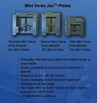 Bobs Machine Mini Versa Jack Plate 100-871000 100871000 - Canada - Canadian Dollars