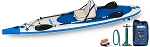 Sea Eagle NeedleNose 126 Deluxe Package Stand Up Paddleboard SUP - Canada - Canadian Dollars ** On Backorder to Sept 30th