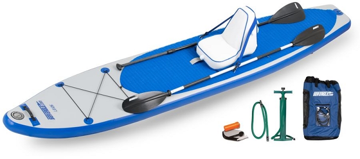 Sea Eagle NeedleNose Inflatable SUP