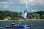 Sea Eagle Sail Rig for Explorer Kayaks - Canada - Canadian Dollars