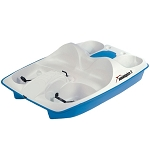 Sun Dolphin 5 Person Pedal - Paddle Boat
