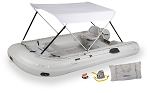 SEA EAGLE 14sr Swivel Seat & Canopy Package  - Canada - Canadian Dollars
