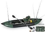 Sea Eagle the 350fx Swivel Seat Fishing Rig Explorer Inflatable Fishing Boat