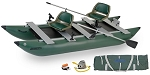 Sea Eagle 375fc Foldcat Deluxe Package Fishing Kayak Inflatable Pontoon Boat - Canada - Canadian Dollars