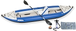 Sea Eagle 380x Explorer Deluxe Solo (1 seat - 1 Paddle)  Kayak Package - Canada - Canadian Dollars *** On Back order will ship after  Dec 12th ***