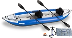 Sea Eagle 380x Explorer Pro Carbon Kayak Package - Canada - Canadian Dollars *** On Back order will ship after  Dec 12th ***