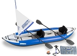 Sea Eagle 380x Explorer Quiksail Package - Canada - Canadian Dollars
