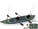 Sea Eagle 385fta FastTrack™ Pro Angler Series Fishing Inflatable Kayak