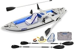 Sea Eagle 385ft FastTrack QuikRow Package Inflatable Kayak