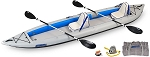 Sea Eagle 465ft Fasttrack Deluxe 2 Person Kayak Package - Canada - Canadian Dollars