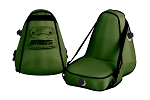 Sea Eagle Deluxe Fishing Seat - Green -DKSG Price Each Not Sold Separately. Ships with SE Boat