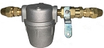 Dickinson Marine 20-010 Fuel Filter and Brass Manual Shut Off - Canada - Canadian Dollars