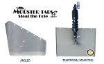 MOBSTER TABS Automatic Trim Tabs by Nauticus (Smart Tabs)  For Bass Boats