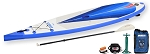 Sea Eagle NeedleNose 116 Electric Pump Package Stand Up Paddleboard SUP