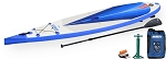 Sea Eagle NeedleNose 116 Startup Package Stand Up Paddleboard - Pay In Canadian Dollars