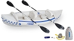 Sea Eagle SE 330 Deluxe Kayak Package - Canada - Canadian Dollars
