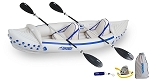 Sea Eagle SE 330 PRO Kayak Package