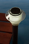 SOLAR DOCK POST LIGHT  Part Number DL1205 - Canada - Canadian Dollars