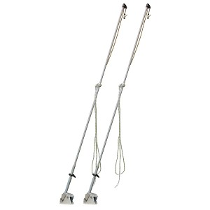 DOCKSIDE MOORING WHIPS (PAIR) 16 Feet by: DockEdge Part No: 3800-