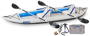 Sea Eagle 385ft Fasttrack Deluxe Kayak Package - Canada - Canadian Dollars