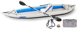 Sea Eagle 385ft Fasttrack Deluxe Solo Kayak Package - Canada - Canadian Dollars