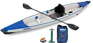 Sea Eagle 393rl RazorLite Pro Package Inflatable Kayak