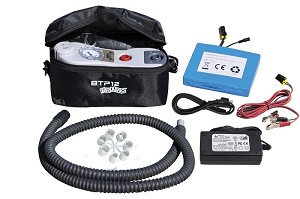 BTP Electric Turbo Pump (With Battery) - PROMOTIONAL OFFER - Ship only with boat - Canada - Canadian Dollars
