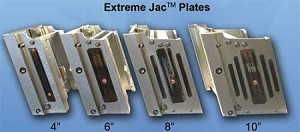 "Bob's Machine Shop 100-608000 - 8"" Setback Extreme Series Hydraulic Jack Plate 100608000 - Canada - Canadian Dollars"