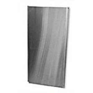 "Dickinson Marine #25-000 12""x 24"" Stainless Steel Wall Liner"