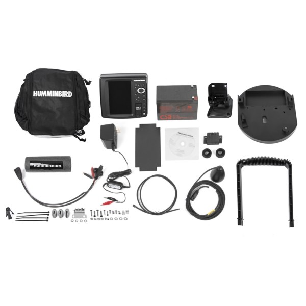 FISHFINDER ICE 688CI HD COMBO by:  Humminbird Part No: 409340-1 - Canada - Canadian Dollars