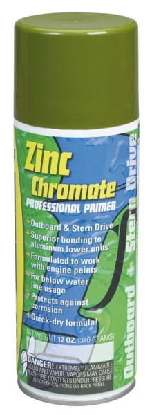 Zinc Chromate Primer 5606 Yellow by: Scepter Part No: 7440 - Canada -  Canadian Dollars